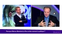 Marion Le Pen s'installe en Cote d'Ivoire après la défaite de sa tante
