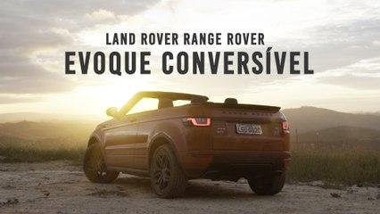 Range Rover Evoque Conversível - Teste Webmotors