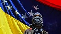 Retratos de las protestas en Venezuela