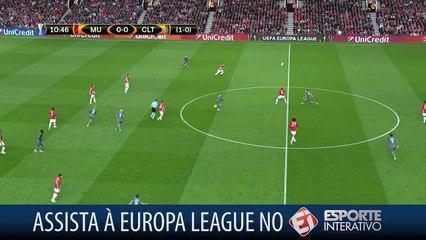 A melhor jogada que você vai ver hoje é de Pogba contra o Celta na Europa League