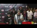 BABY BASH Arriving at 2010 AVN AWARDS SHOW Las Vegas