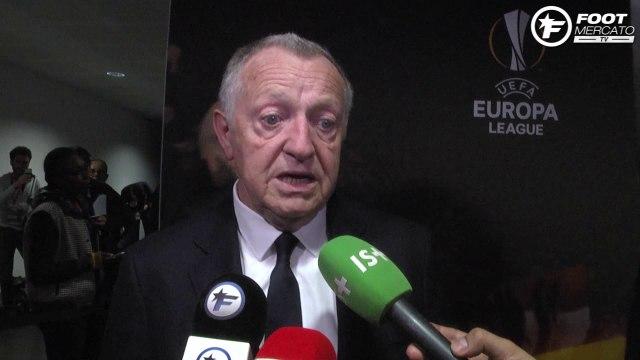 Ligue Europa : le pronostic d'Aulas pour la finale
