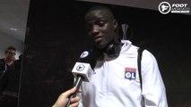 OL-Ajax : Diakhaby n'avait jamais vu une ambiance pareille !