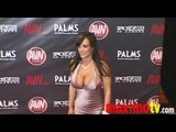 LISA ANN Arriving at 2010 AVN AWARDS SHOW Las Vegas