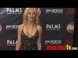 KAYDEN KROSS Arriving at 2010 AVN AWARDS SHOW Las Vegas
