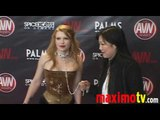 MARGARET CHO and her Slave at 2010 AVN AWARDS SHOW Las Vegas