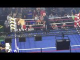 mma fight - what hurts more a kick or a punch?   esnews