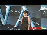 AVATAR Premiere Arrivals Zoe Saldana - Sam Worthington - Michelle Rodriguez