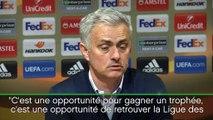 """Demies - Mourinho veut terminer cette saison """"de façon parfaite"""""""