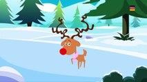 Rudolph Rote Nase Reindeer _ Weihnachts lied _ Fröhliche Weihnachten _