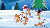 Rudolph Rote Nase Reindeer _ Weihnachts lied _ Fröhliche Weihnachten _ Rudol