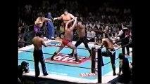 Great Muta/Masa Chono/Hiroyoshi Tenzan vs Shinya Hashimoto/Tadao Yasuda/Junji Hirata (New Japan July 5th, 1997)