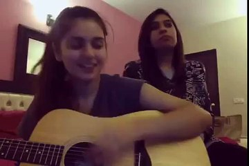 Momina Mustehsan Kissing in 2nd Girls
