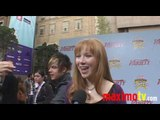 MOLLY C QUINN Interview at VARIETY'S 3rd Annual POWER OF YOUTH Event