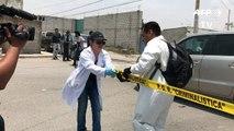 México investiga enfrentamiento entre ejército y delincuentes