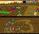 Super Mario Kart (SNES) 50cc Flower Cup Round 1