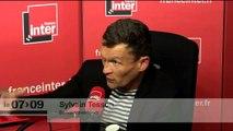 """Sylvain Tesson : """"Je suis quelqu'un qui me contente du monde."""""""