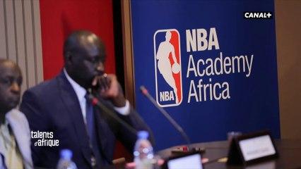 Ouverture de la 6ème académie de NBA au Sénégal