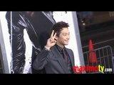 Korean Singer RAIN (Bi) at 'NINJA ASSASSIN' Los Angeles Premiere Red Carpet Arrivals Nov 19, 2009