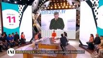 """Gérald Dahan candidat aux législatives : """"Non, ce n'est pas un canular"""""""