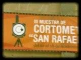 III Muestra de cortometrajes San Rafael en corto