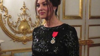 Monica Bellucci, 52 ans et toujours aussi irrésistible: Elle sort la guêpiere et le porte-jarretelles
