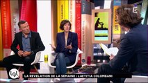 Laetitia Colombani signe son premier ouvrage avec « La tresse »