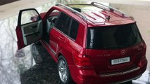 Unboxing-2014 Mercedes-Benz GLK Class 1-18 GT autos Mercedes-Benz  #1
