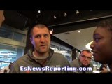 Sergey Kovalev Has The Right To Say He's NO FAN of Woman Boxing! EsNews Boxing