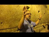 The Westren Wall In Jerusalem Has A Stone 13 Meters (43 feet) wide 4 Meters (15 Feet) Meters Deep