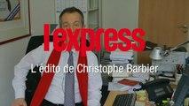 """""""La première crise politique pour Emmanuel Macron"""" - L'édito de Christophe Barbier"""