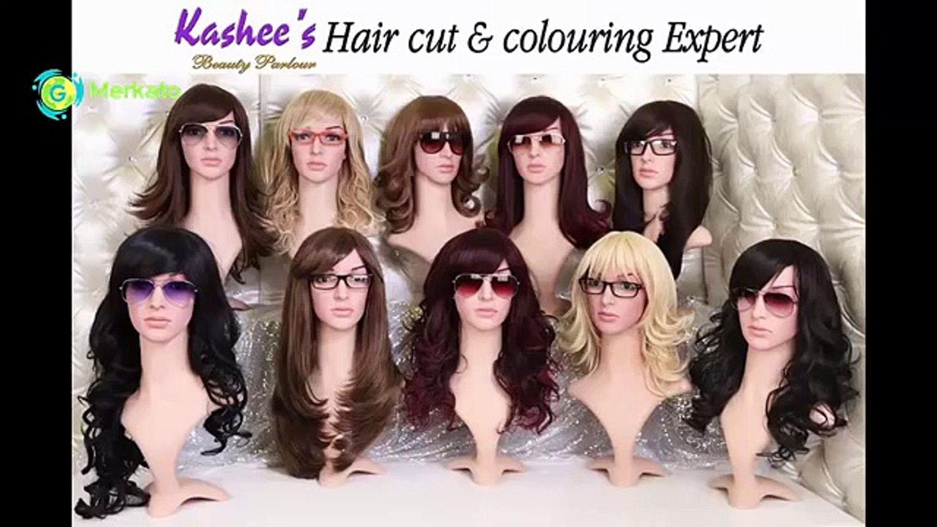 Gorgeous Hair Cut Haircolor By Kashee S Beauty Parlor Haircut Tutorial 2017 Must Watch Beauty Tips Video Dailymotion