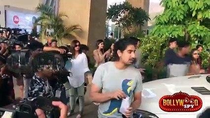 Pop Singer Justin Bieber के Concert पर पहुची Alia Bhatt _ Purpose Tour India - Mumbai 2017