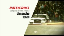 Rallycross - Championnat du monde : Championnat du monde rallycross en Belgique bande annonce