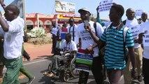Gambie: les victimes du régime de Yahya Jammeh réclament justice