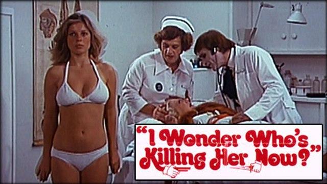 I Wonder Who's Killing Her Now? (1975) - Bob Dishy, Joanna Barnes, Bill Dana - Feature (Comedy, Crime)