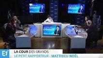 Matthieu Noël : les progrès d'Alessandra Sublet en français