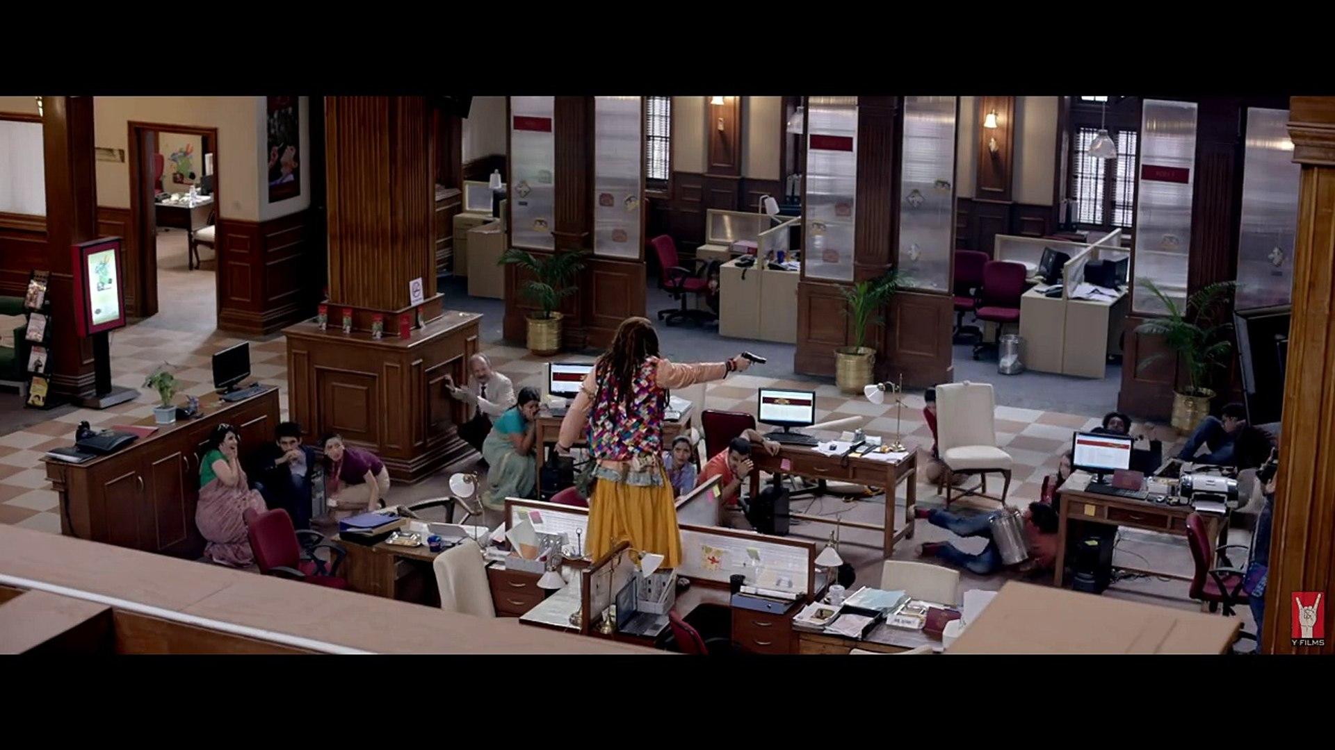 Bank Chor   Official Trailer   Riteish Deshmukh   Vivek Anand Oberoi   Rhea Chakraborty
