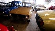 Ventes aux enchères à Pau : découvrez les voitures anciennes de la collection de Marcel Salomon