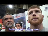 "CANELO DISMISSES GOLOVKIN'S WIN!! ""NOTHING SPECIAL...JUST A WIN"" SEES NOTHING ""SPECIAL"" IN GOLOVKIN"
