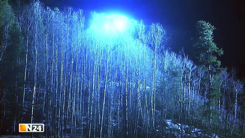 Die UFO Akten - Episode 5 - UFOs über Texas