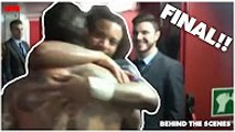 RONALDO & HIS TEAMMATES IN THE DRESSING ROOM AFTER THE GAME VS ATLETICO! - Behind the Scenes!