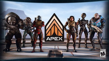 "APEX Mission Brief 06 ""Chasing the Archon's Obsession"" de Mass Effect : Andromeda"