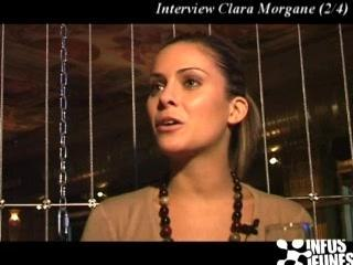 Interview Clara Morgane