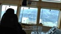 Yürek Hoplatan Dev Dalgalar - Pasifik Okyanusu