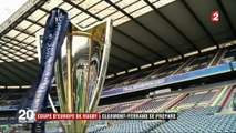 Rugby : Clermont-Ferrand en finale de la Coupe d'Europe