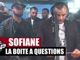"""Sofiane """"La boite à questions"""" #PlanèteRap"""