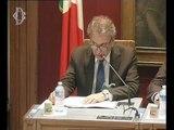 Roma - Interventi in favore delle zone terremotate, audizione Corte dei conti (04.05.17)