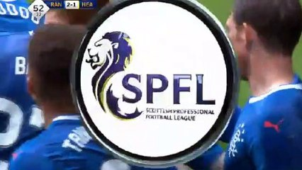 2-1 Barrie McKay Goal HD - Rangers - Heart of Midlothian 13.05.2017