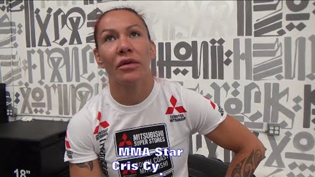 A HUMBLE CRIS CYBORG SENDS MESSAGE FOR RONDA ROUSEY; PLEADS FOR ROUSEY TO CONTINUE MMA CAREER